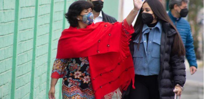 Provoste lanza candidatura presidencial: Chile debe ser capaz de reconstruirse en paz y sin violencia